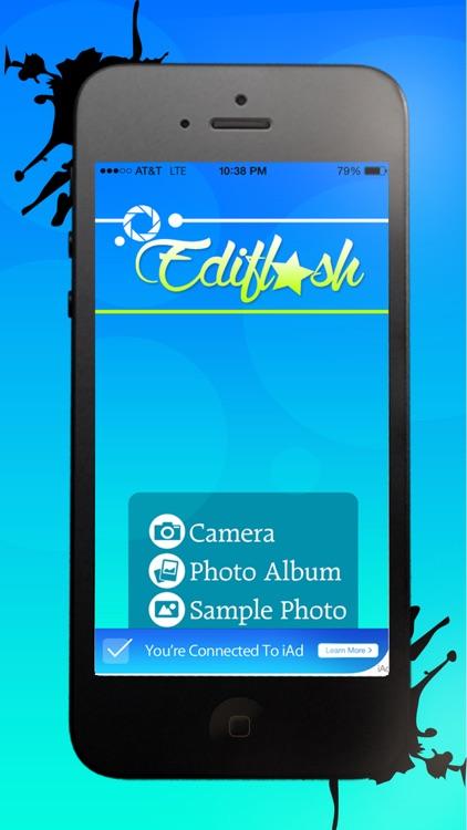 Ediflash : Professional Photo editing in a flash