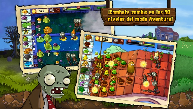 Plants vs. Zombies™ Screenshot