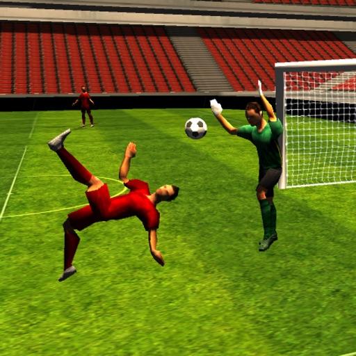 Soccer 3D Game 2015 iOS App