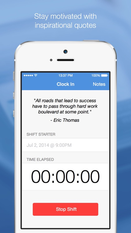 QuickShift - Shift and Money Tracker screenshot-2
