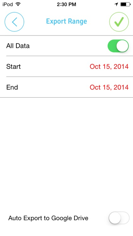 EasyBiz Mileage Tracker Lite - Log miles and expenses for business tax deductions screenshot-4