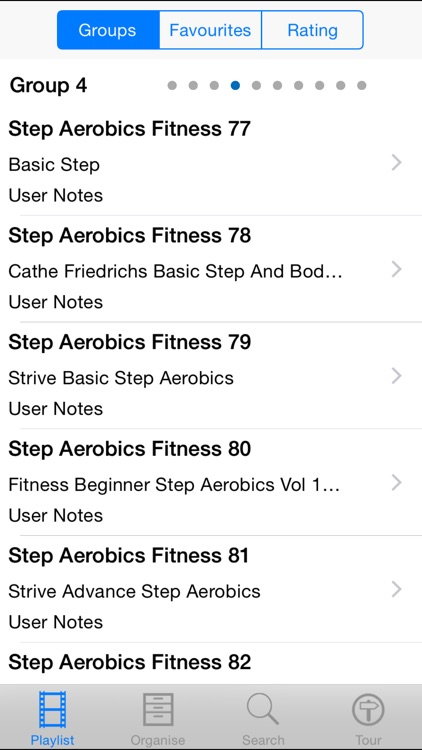 Step Aerobics Fitness screenshot-1