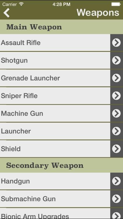 Gamer's Guide for Metal Gear Solid V screenshot-3