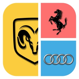 Aaa Trivia Quiz Game of Car Brand - Guess The Company Name of Top Cars by Checking The Logo at Picture