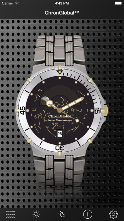 ChronGlobal Tidal Chronoscope screenshot-4