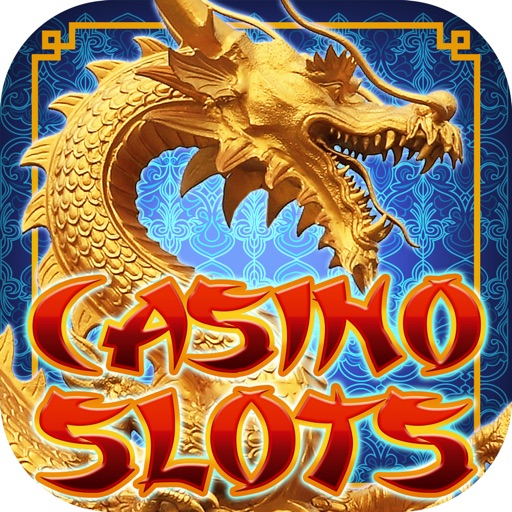 Ace Classic Slots China Dragon Dynasty - Gold Fortune Slot Machine Casino Games Free