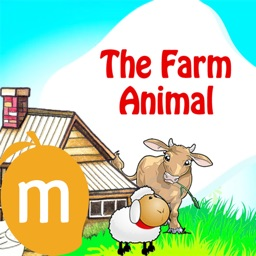 The Farm Animals -Read Along Library of interactive stories,poems,rhymes and books for children