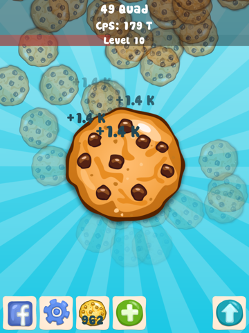 Cookie Clicker! - Free Incremental Game   App Price Drops