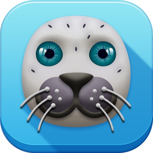 A Awkward Seal Flap & Flee the Spikes - Free Multiplayer Copters Game icon
