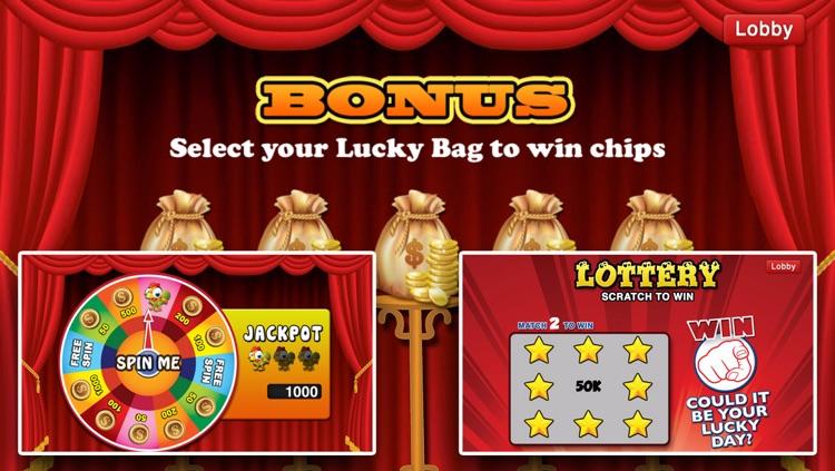 Slots : Crispy Casino screenshot-3