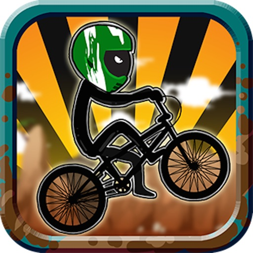 A BMX Stickman Racer - eXtreme Stunts & Tricks Racing Edition