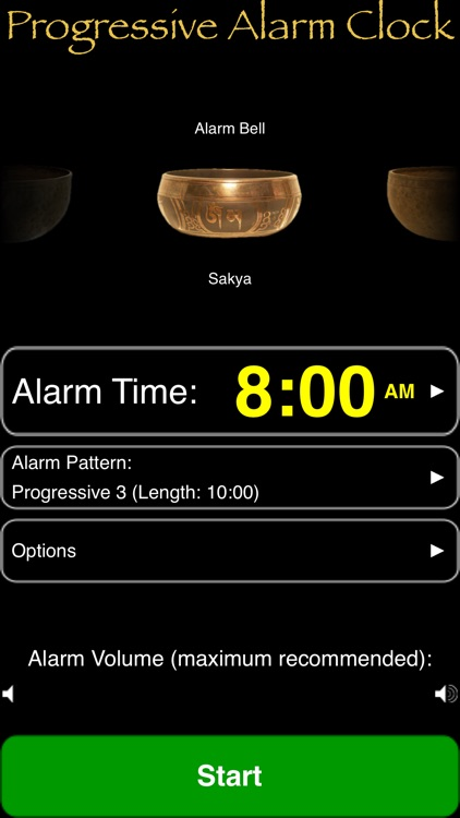 Progressive Alarm Clock screenshot-0