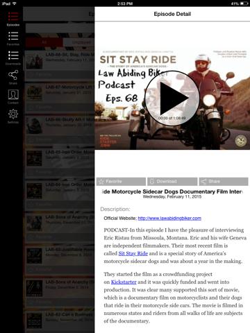 Law Abiding Biker Podcast-ipad-2