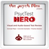Psyc Test Hero - Test Prep for AP Psychology, GRE, EPPP and NCLEX Exams