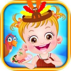 Activities of Baby Hazel Thanksgiving fun