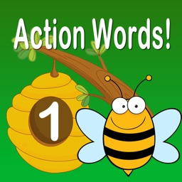 Action Words!™ One - Flashcards & Video