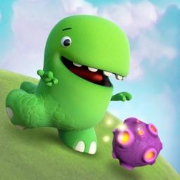 Dinopaws: Grab Dash