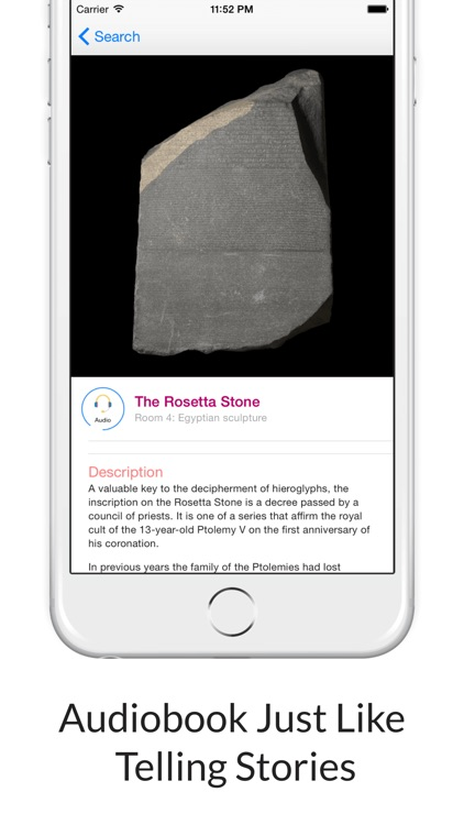 The British Museum : Artworks, Audio Guide and Exhibition