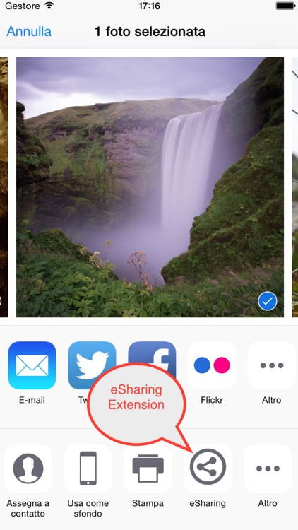 eSharing - Share Unlimited Videos and Photos