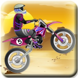 Dirt Bike Crazy Extreme Mountain Slope Motor Racing Top Game Free