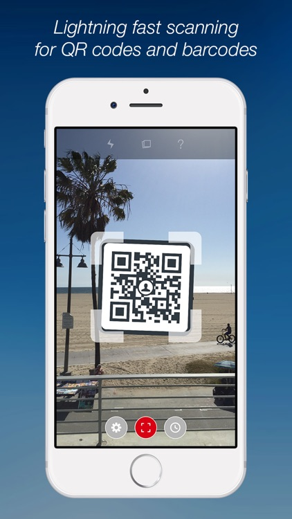 Scan - QR Code and Barcode Reader