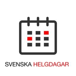 Svenska Helgdagar 2014-2022