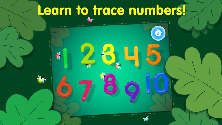 123 Tracing Numbers: Montessori math game for kids