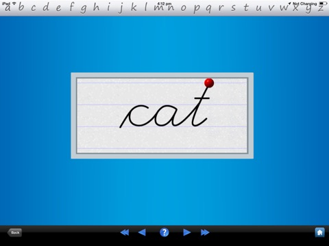 Learn to Read, Write and Spell Screenshot