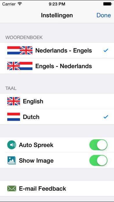 Dutch-English Dictionary Freeのおすすめ画像4