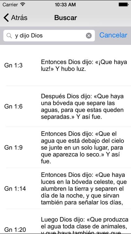 Biblia Católica Gratis screenshot-3