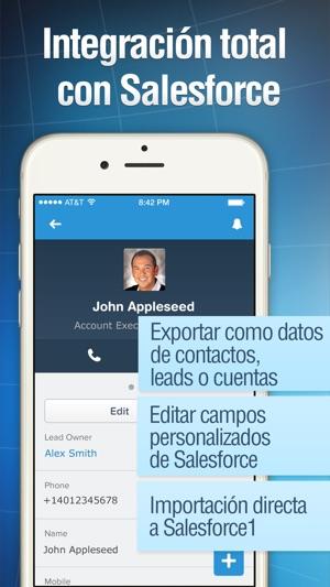 Business card reader pro en app store reheart Gallery