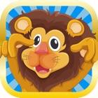 さめがめZoo◆かわいい動物(どうぶつ)で爽快パズル! icon