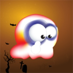 Flying Ghost - fun free games for boys & girls