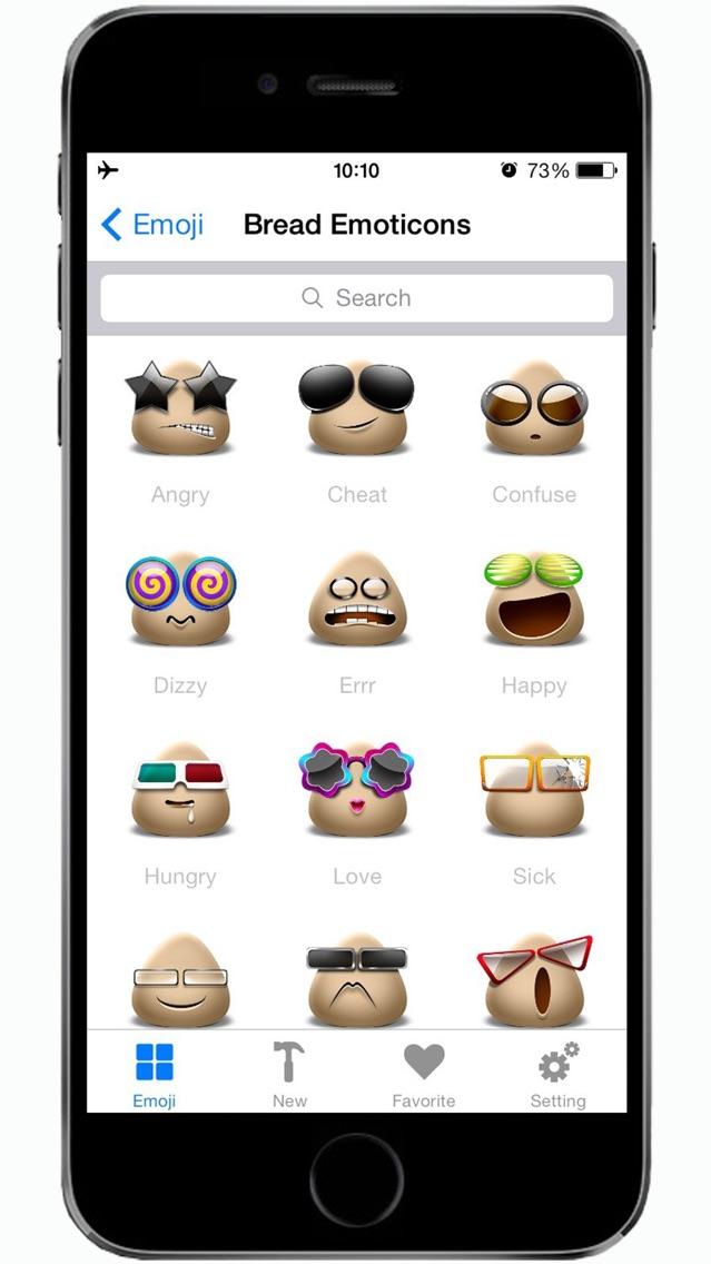 Emotion icons & Emoji keyboard & Animated Emoticon.s-3
