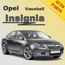 Autoparts Opel Insignia