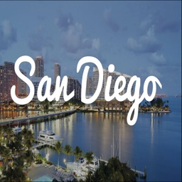 San Diego Tour Guide: Best Offline Maps with StreetView and Emergency Help Info