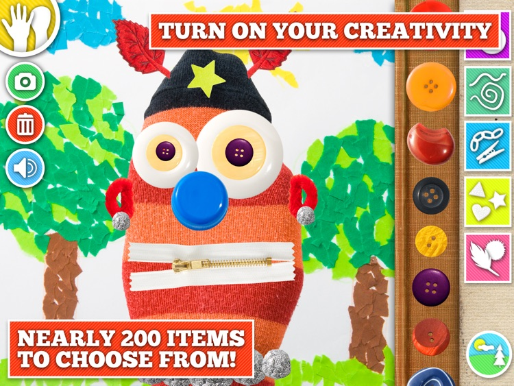 Puppet Workshop - Creativity App for Kids screenshot-2