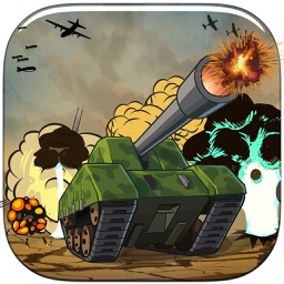 A Battle Tank Race FREE - Sonic Army Hero Challenge