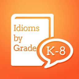 Idioms by Grade