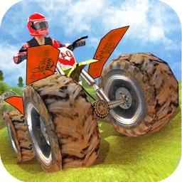 ATV Dirt Bike Rider ( 3D Off Road Parking / Driving Simulation Game )