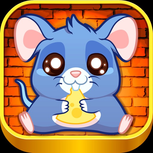 A Barn Mouse inside the Club House Maze - Rescue My Cheese Adventure Game!