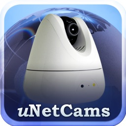 uNetCams HD: Multicam & Record