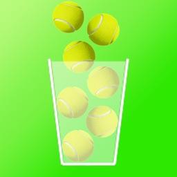 100 Tennis Balls