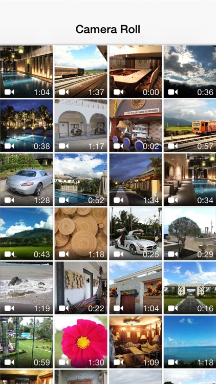 Camera Roll for iOS 8