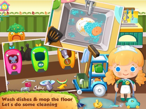 Скачать игру Candy's Restaurant - Kids Educational Games