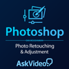 Photo Retouching and Adjustments Course For Photoshop - ASK Video