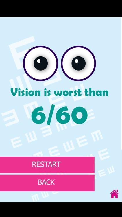 REST Rapid Eye Screening Test