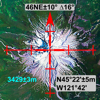 Dan Iatco - MapTool - GPS, Compass, Altitude, Speedometer, UTM, MGRS and Magnetic Declination  artwork