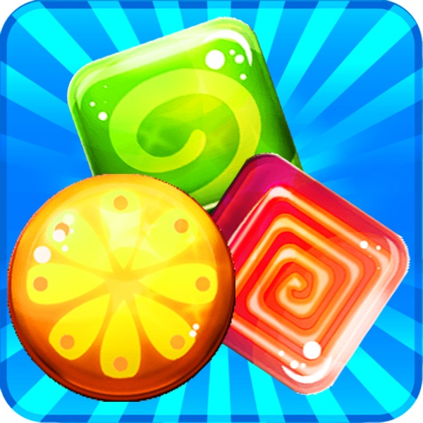 Candy Pop Puzzle Christmas 2015 - Soda Pop Crush Match 3 Candies Game Saga For Children HD FREE