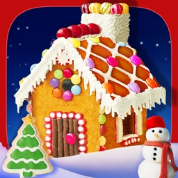 Christmas Candy House Maker - Free